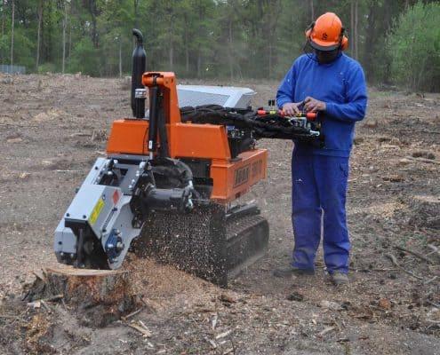 Baumstumpffräse JBM 5950 RDH