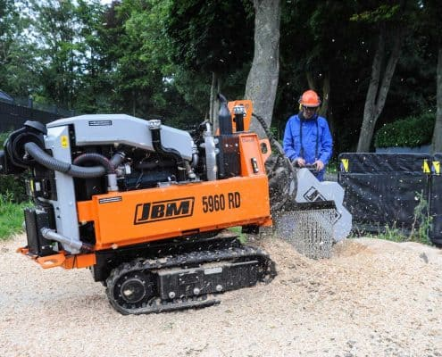 Stump Grinder JBM 5960 RDH
