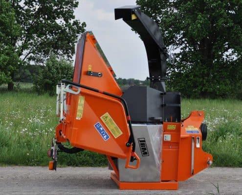 Holzhäcksler Zapfwelle JBM 1040 ZX