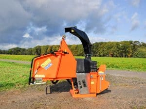 PTO Wood Chipper JBM 831 ZX