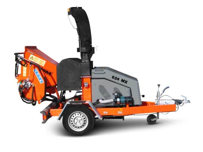 Wood Chipper JBM 624 MX