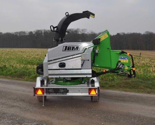 Holzhäcksler JBM 630 MDX