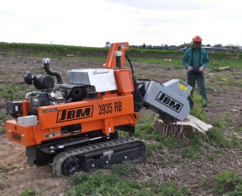 Stump Grinder JBM 3935 RB