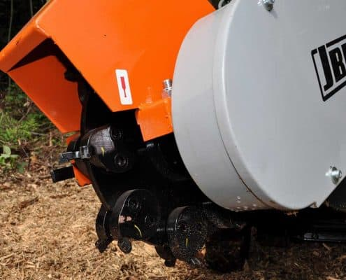 Stump Grinder Details Grinding Wheel