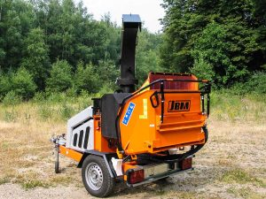 Wood Chipper JBM 624 MX
