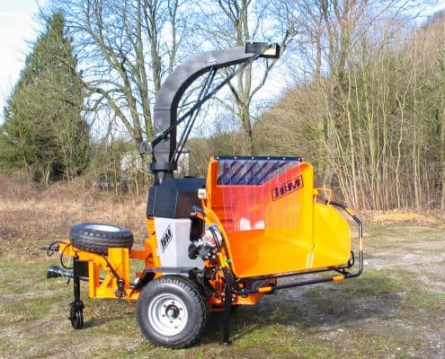 PTO Wood Chipper JBM 1040 ZDAX
