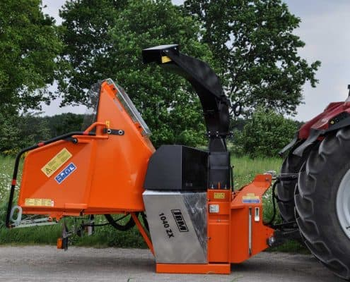 PTO Wood Chipper JBM 1040 ZX