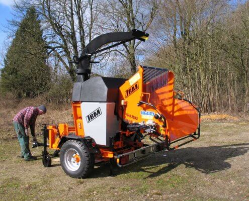 PTO Wood Chipper JBM 1040 ZDX