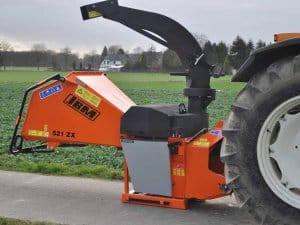 PTO Wood Chipper JBM 521 ZX