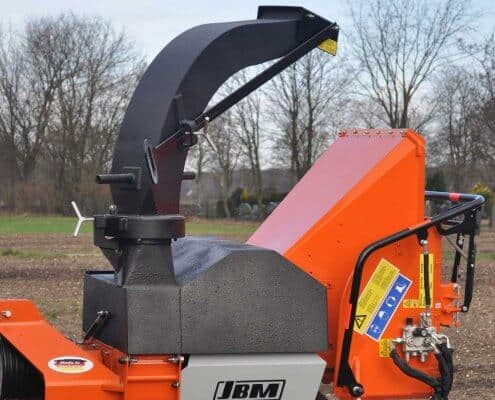 PTO Wood Chipper JBM 624 ZX