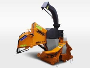 PTO Wood Chipper JBM 831 ZDX