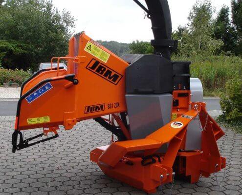 Holzhäcksler Zapfwelle JBM 831 ZDX