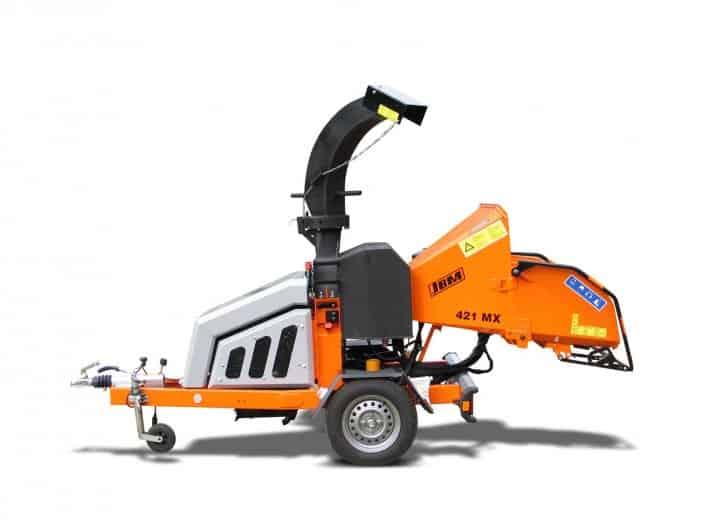 Holzhäcksler JBM 421 MX