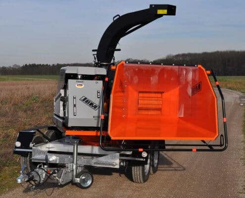 Wood Chipper MDX 1040 MDX