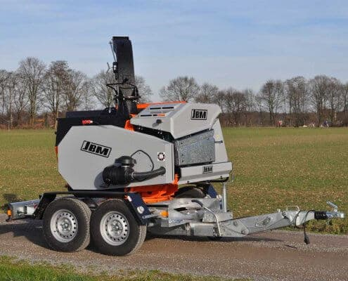 Wood Chipper JBM 1040 MDX