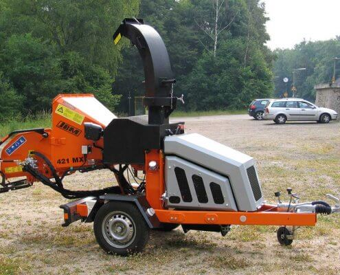 Wood Chipper JBM 421 MX
