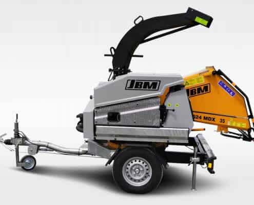 Wood Chipper JBM 624 MDX