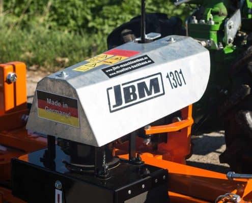 Planieregge JBM 1301 Detail